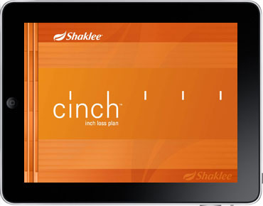 Cinch Presentation on the iPad
