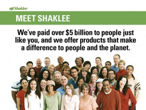 Shaklee Dream Plan: Meet Shaklee