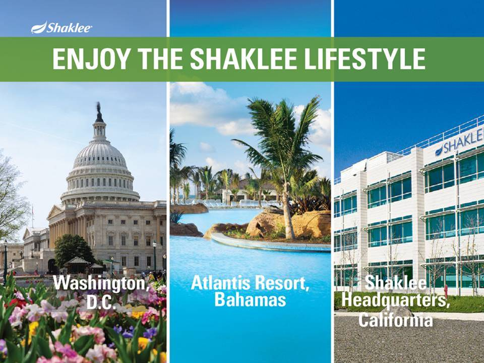The Shaklee Home Business Opportunity