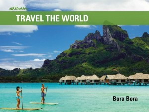 Shaklee Dream Plan: Travel the World