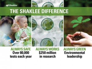 Shaklee Dream Plan: The Shaklee Difference