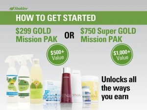 Shaklee Dream Plan: How to Get Started