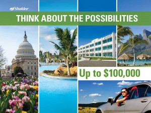Shaklee Dream Plan: Think About the Possibilities