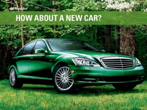 Shaklee Dream Plan: How About a New Car?