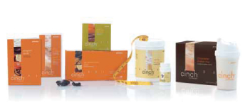 Shaklee Cinch Products